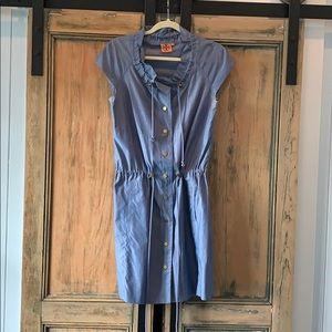 Tory Burch Drawstring Dress - Size 4
